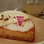 黒糖のチーズケーキ(小)