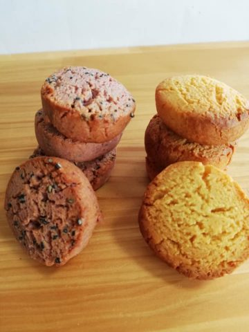 大豆 粉 クッキー